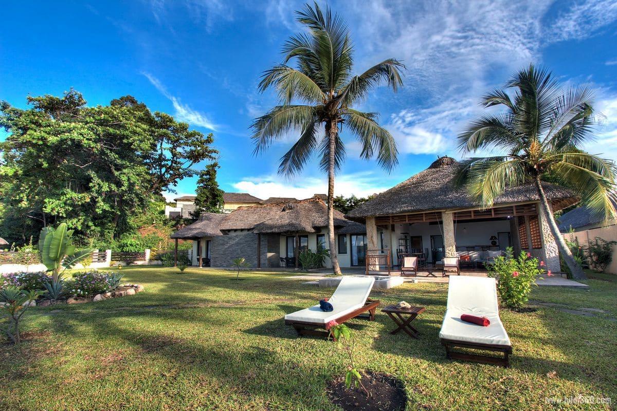 Villa luxe avec piscine à louer à Nosy Be