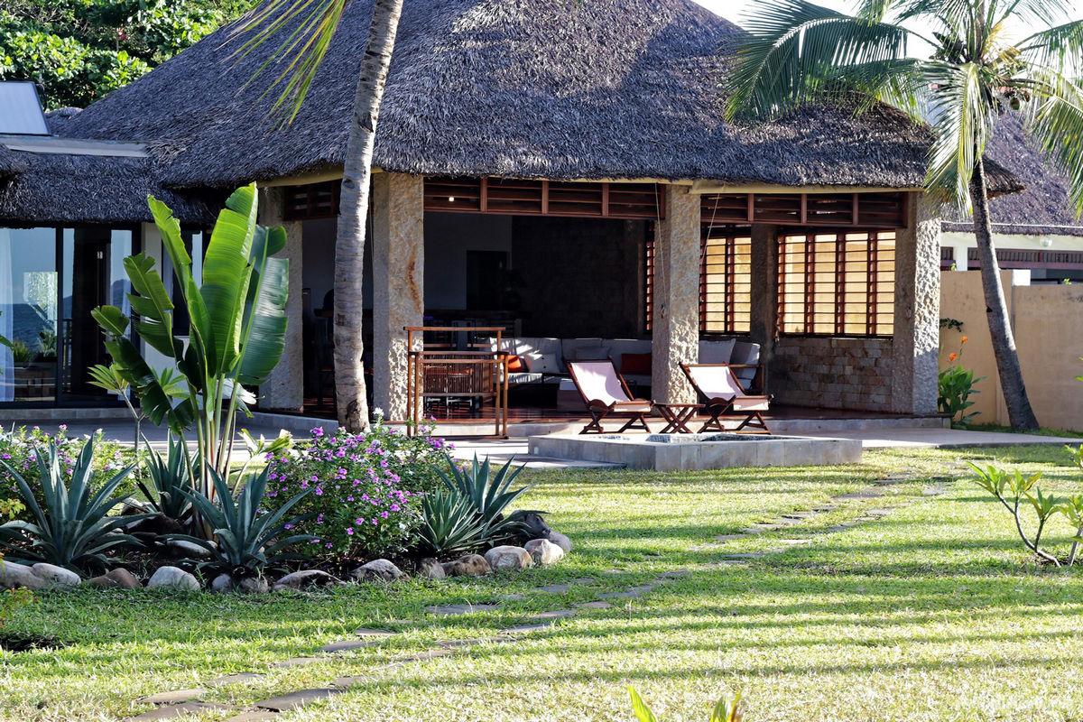Villa luxe bord de mer à louer à Nosy Be
