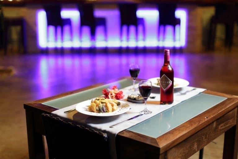 gourmet restaurant in nosy be