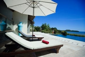 villa piscine nosy be